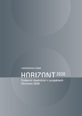 Duševní vlastnictví v projektech Horizont 2020
