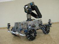 Autonómny mobilný robotický systém